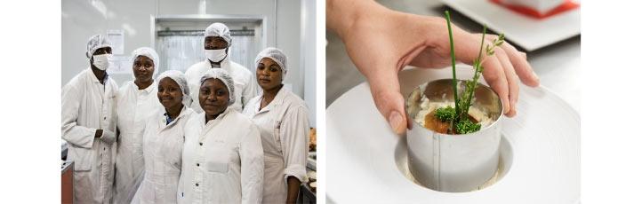 Le Groupe Newrest, spécialiste de la restauration hors-foyer, se présente