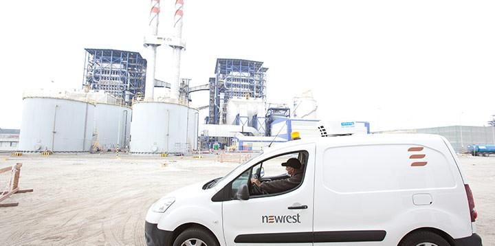 Newrest Remote site Mejillones