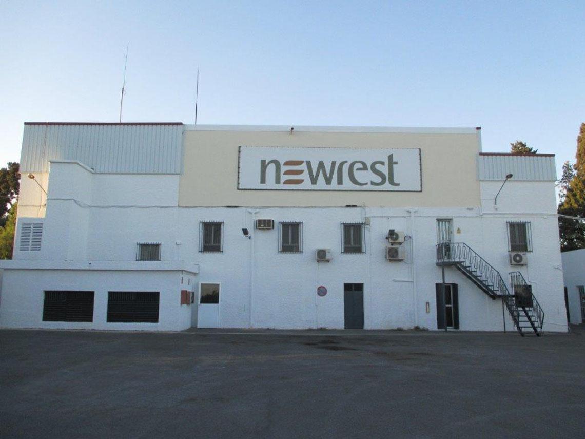 Cuisine de chez Newrest à Alicante