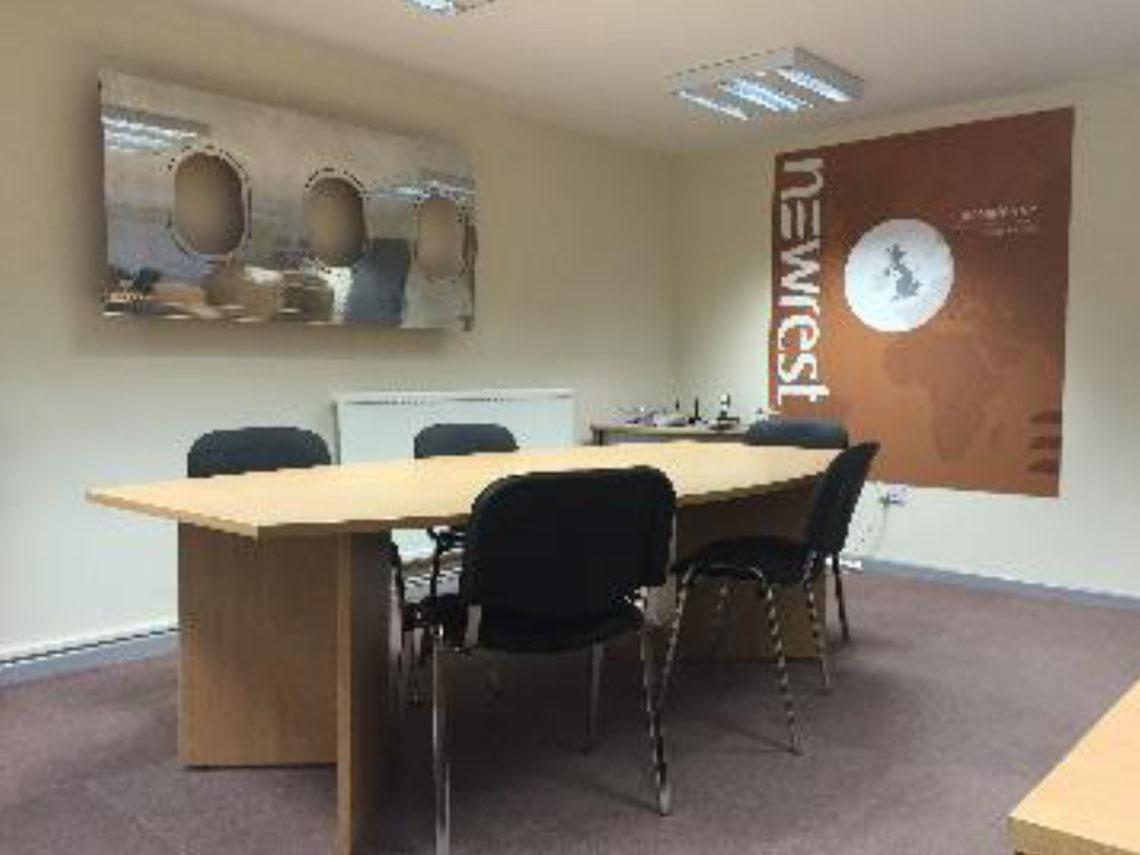 Unité de production de Newrest à Birmingham