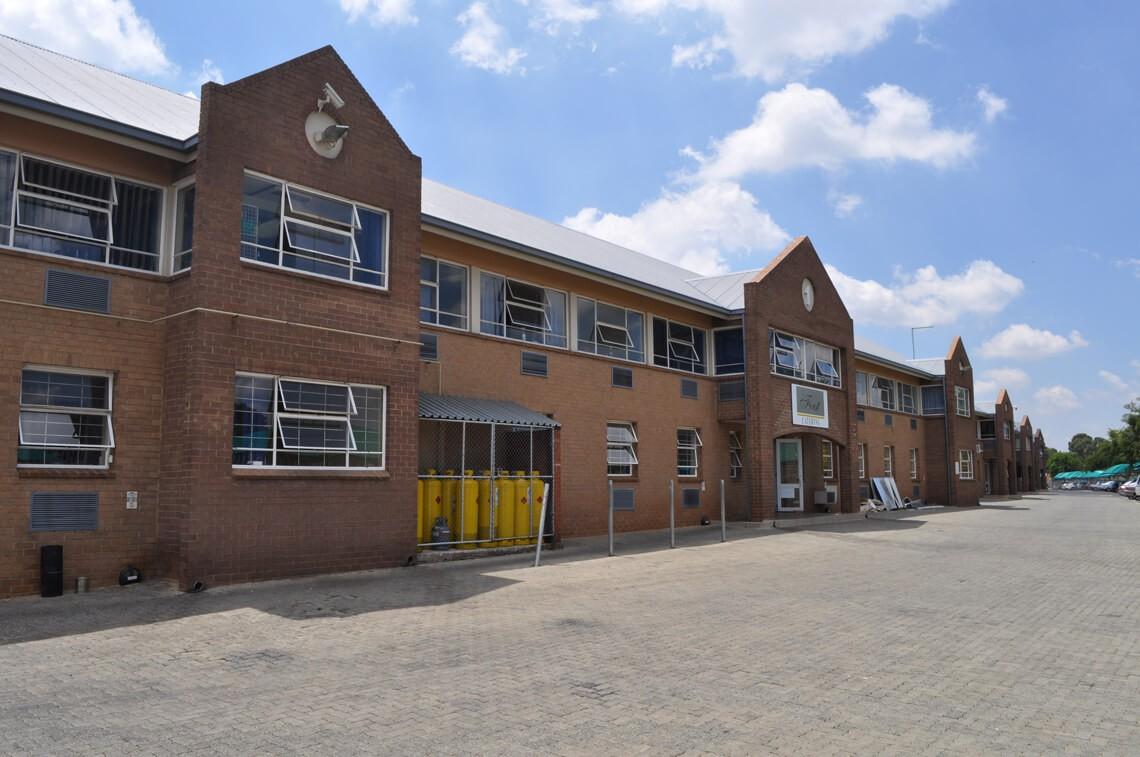 Unité de production de Newrest à Johannesbourg