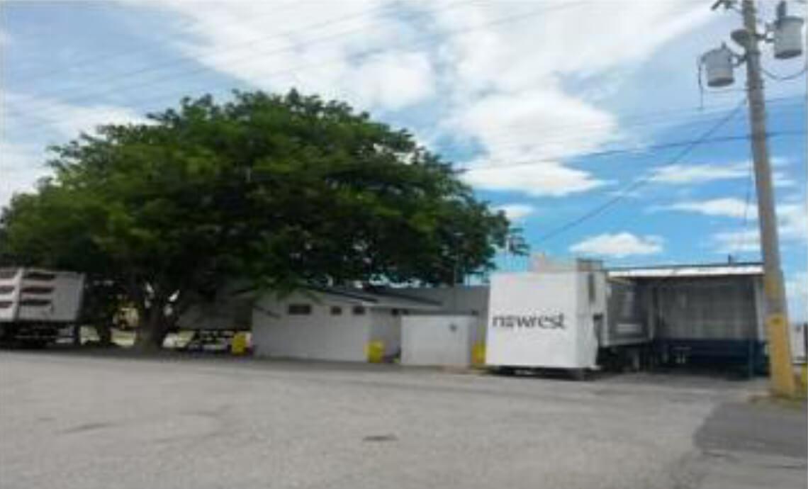 Unité de production de Newrest à Libéria