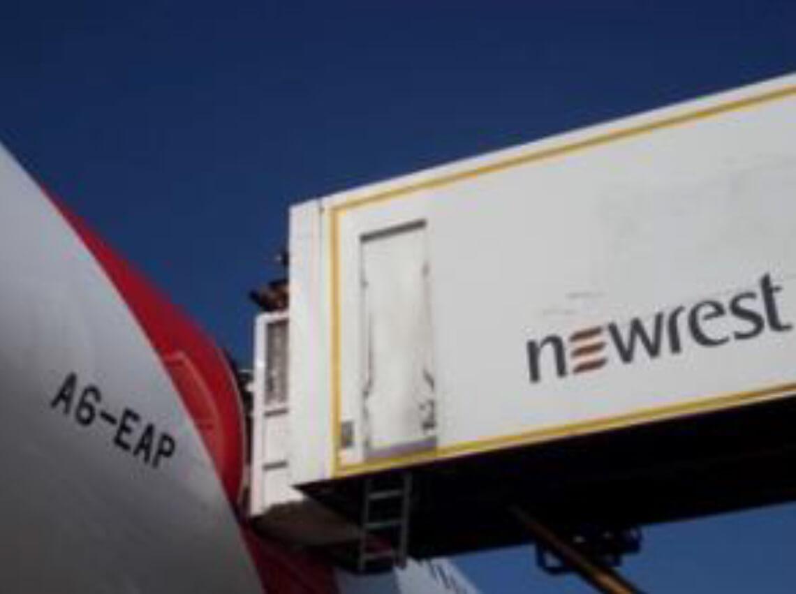 Unité de production de Newrest à Lusaka