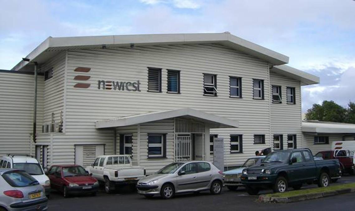 Unité de production de Newrest à Papeete
