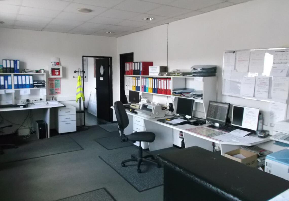 Unité de production de Newrest à Strasbourg