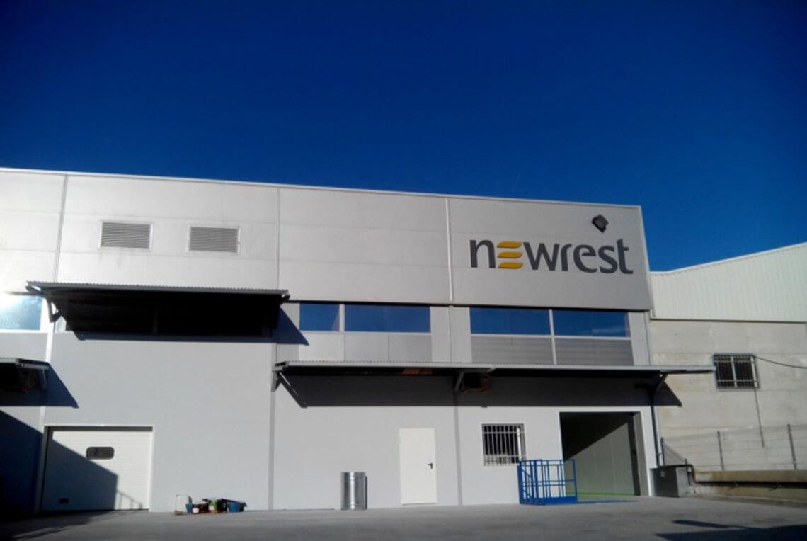 Unité de production de Newrest à Valence