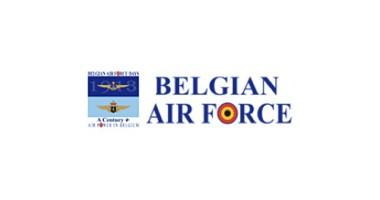 Belgian air force partenaire de Newrest à Strasbourg