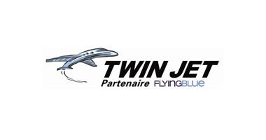 Twin-jet partenaire de Newrest à Lyon