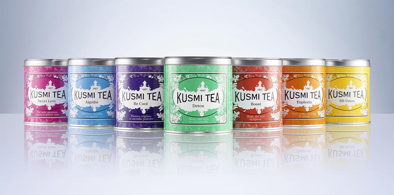 Image result for Kusmi Tea