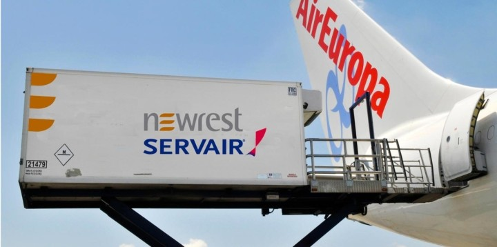 Newrest Servair AirEuropa