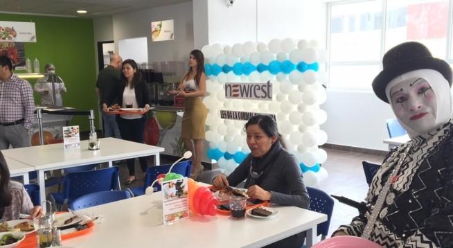 Newrest Pérou Siemens Lima