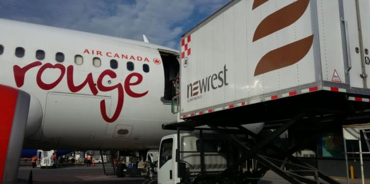 Newrest Costa Rica Air Canada