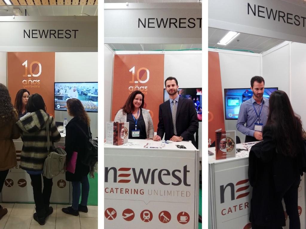 Newrest Feria Empleo Madrid
