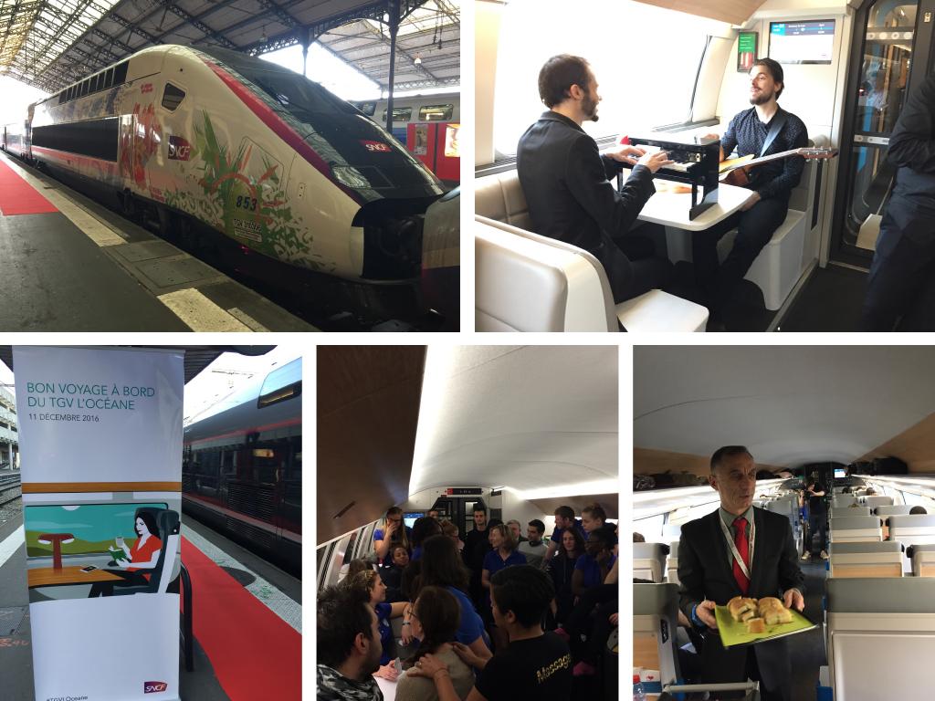 Newrest Wagons-Lits TGV Océane