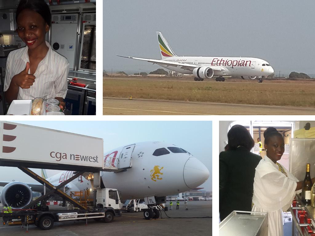 CGA Newrest Ethiopian