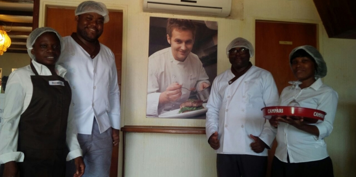 Newrest au Gabon Friedlander Gamba