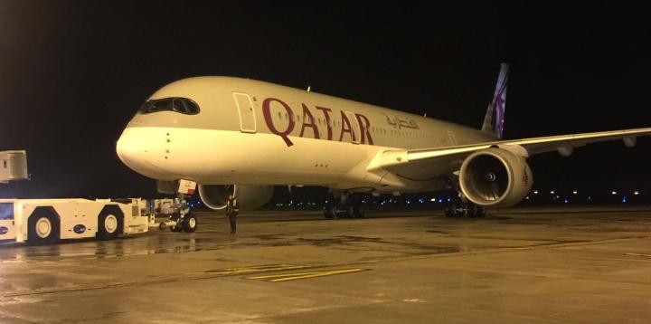 Newrest France Qatar Airways CDG