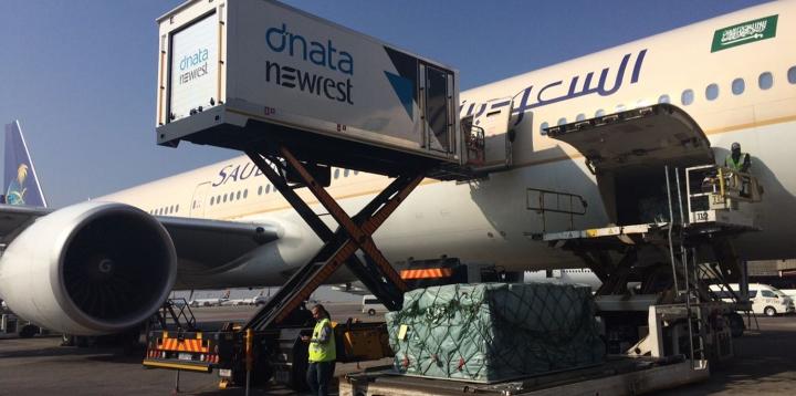 dnata Newrest Saudi Airlines