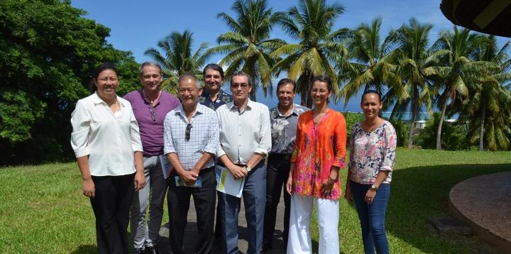 Newrest Polynésie Française Forum Etudiants-Entreprises UPF