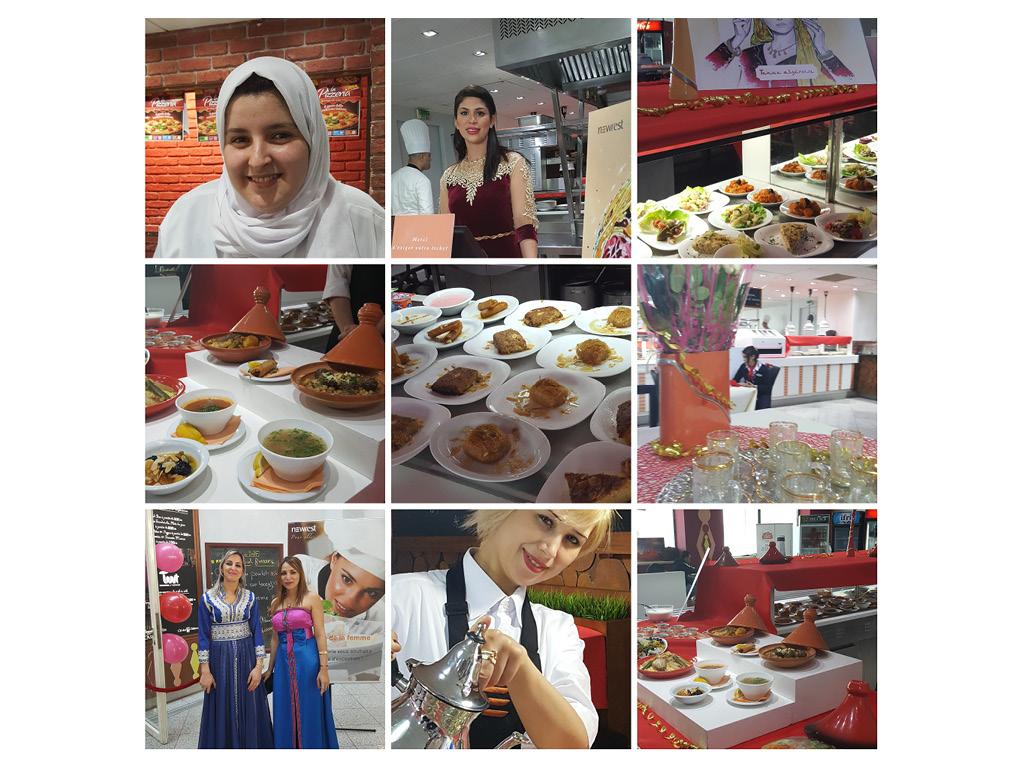 Newrest Algérie Journée de la Femme