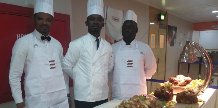 Newrest Congo FPU Likouf