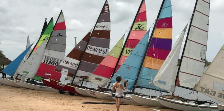 Newrest Ghana Sailing Club