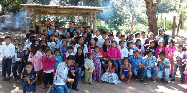 Newrest Bolivie Día Del Niño
