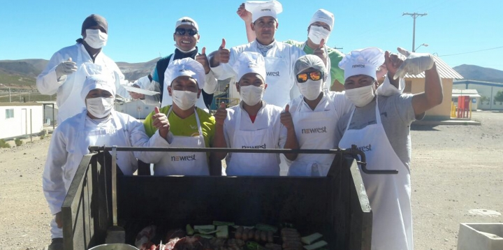 Newrest Bolivia capacitación MSC