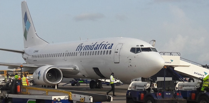 Newrest Ghana fly mid africa