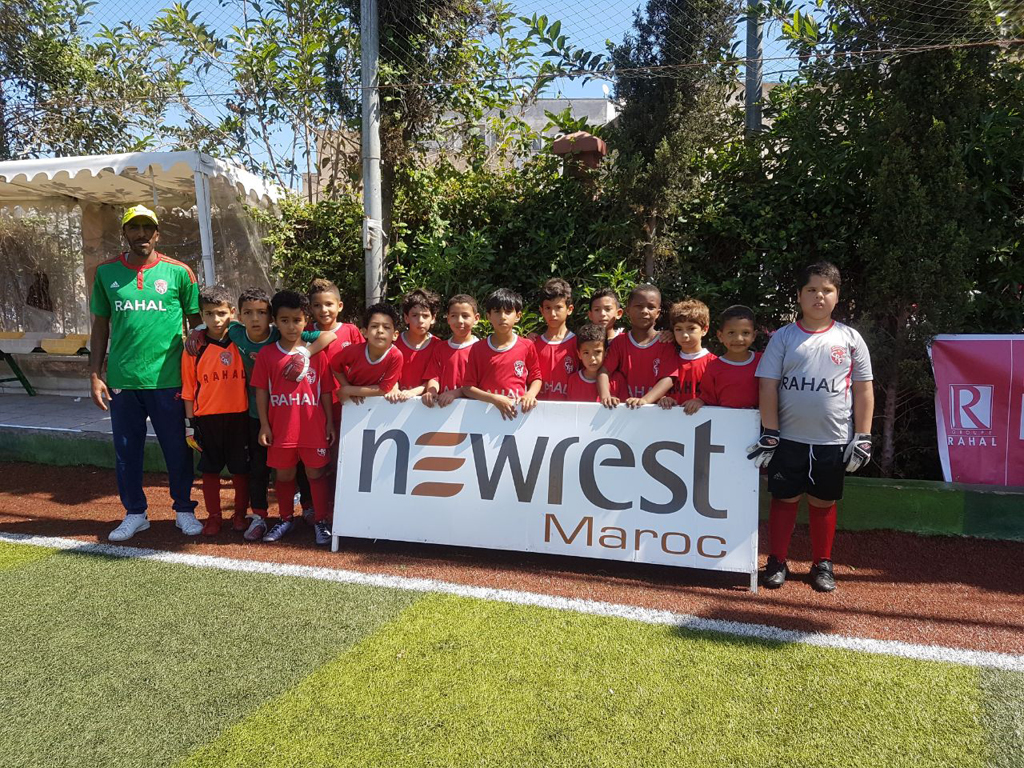 Newrest Maroc Ecole Rahal