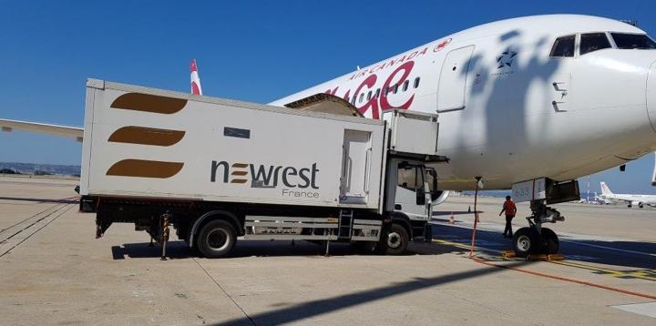 Newrest France Marseille Air Canada