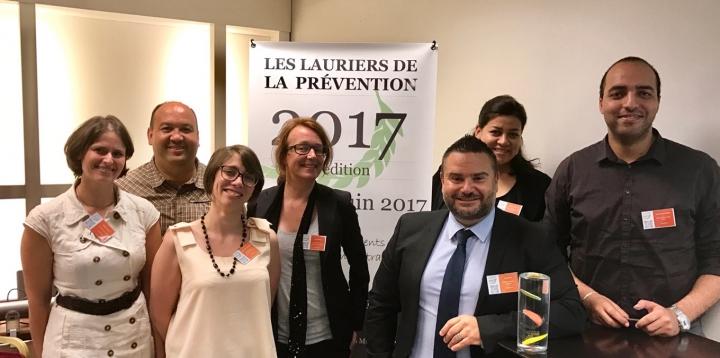 Facilit'rail Trophée Lauriers
