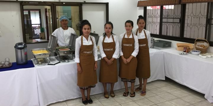 Newrest Laos NTPC