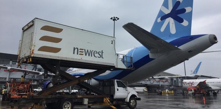 Newrest Canada Interjet Montreal
