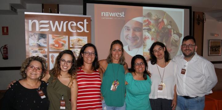 Newrest España Jornadas Nutrición Canarias