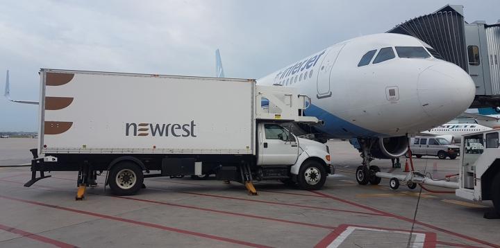 Newrest Canada Interjet Toronto