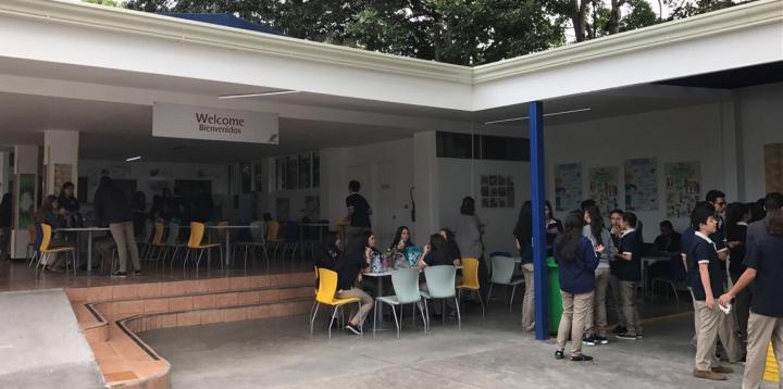 Newrest Costa Rica Colegio Britanico San José