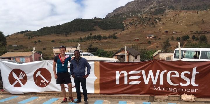Newrest Madagascar Trail d'Ibity