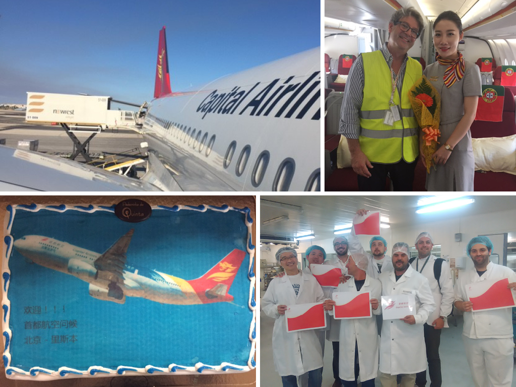 Newrest Portugal Capital Airline
