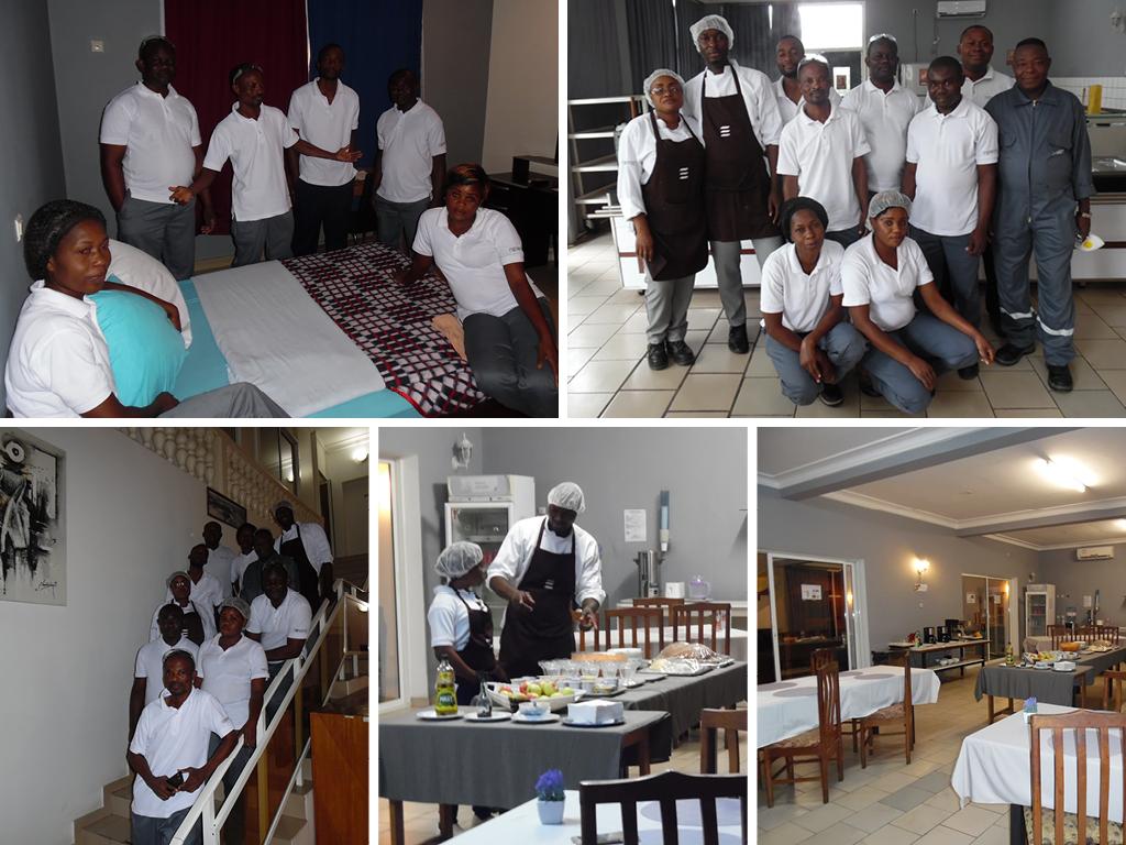 Newrest Congo Bourbon guest house