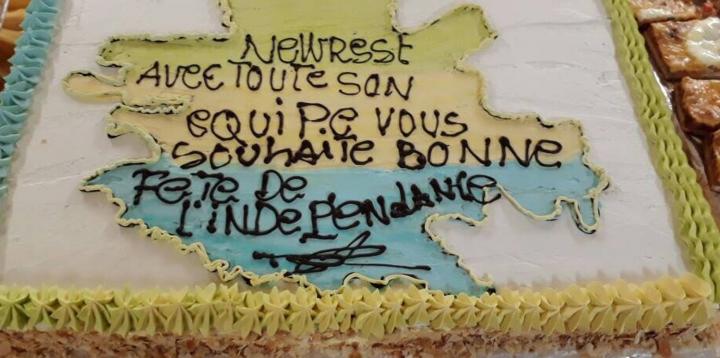 Newrest Gabon Indépendance