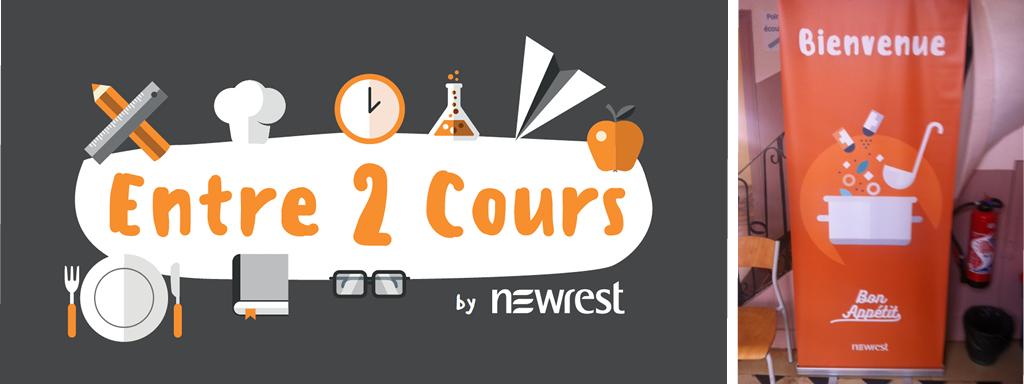Newrest Restauration Entre 2 Cours