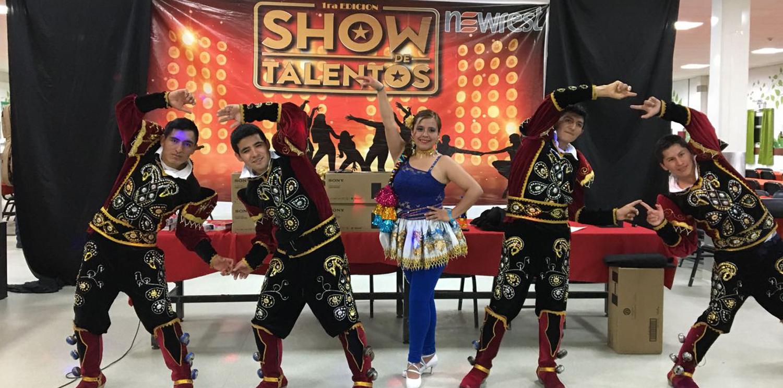 "Hudbay: Newrest Peru participated in the Inter-company ""Show de Talentos"""