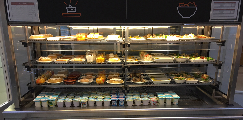 """Newrest Restauration has set up """"Les p'tits plats du Chefs"""" at the DGA"""