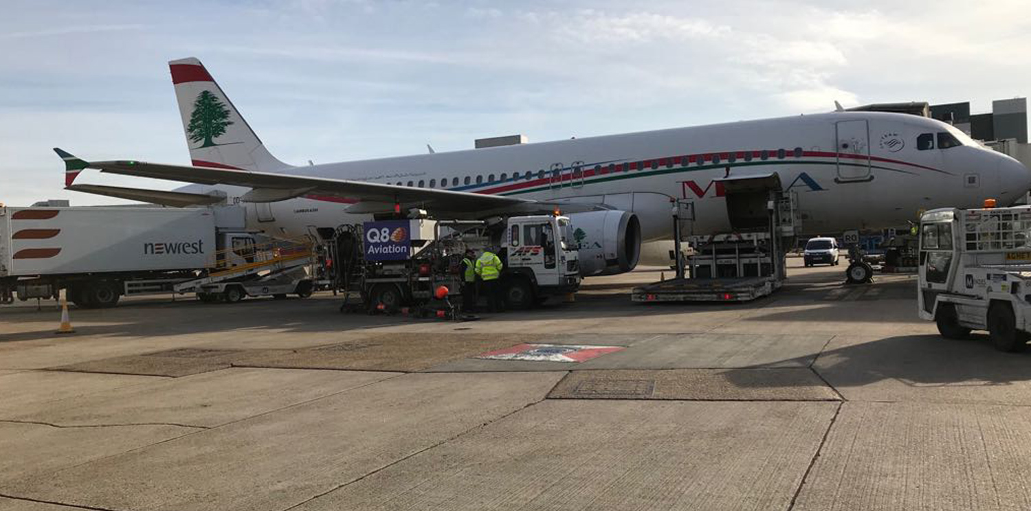 Newrest United Kingdom has begun new contracts with airline companies