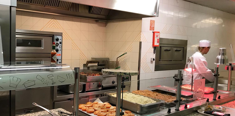 "Toulouse: the DRFIP of Occitanie welcomes ""Les p'tits plats du Chef by Newrest"""