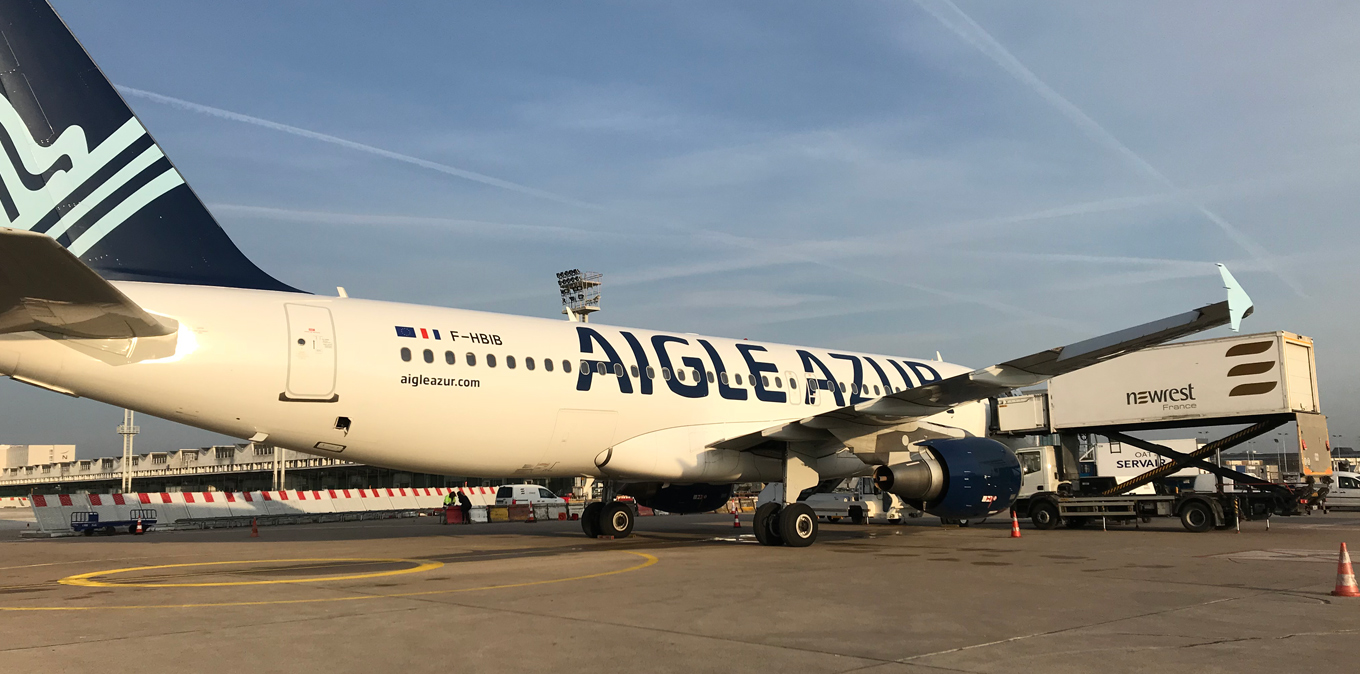 Orly: Newrest Inflight France strengthens its collaboration with Aigle Azur
