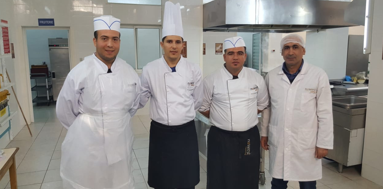 Newrest Tunisie collabore avec la Clinique Soukra