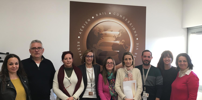 Newrest Espagne a signé un Plan d'Égalité entre les Hommes et les Femmes