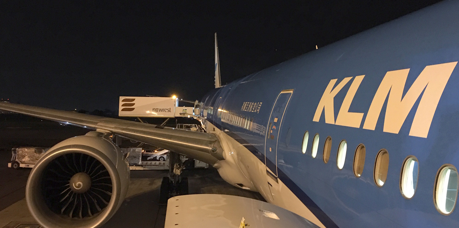 Ghana: KLM and Newrest have extended their partnership